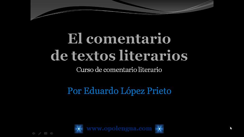El_comentario_de_textos_literarios_First_Frame