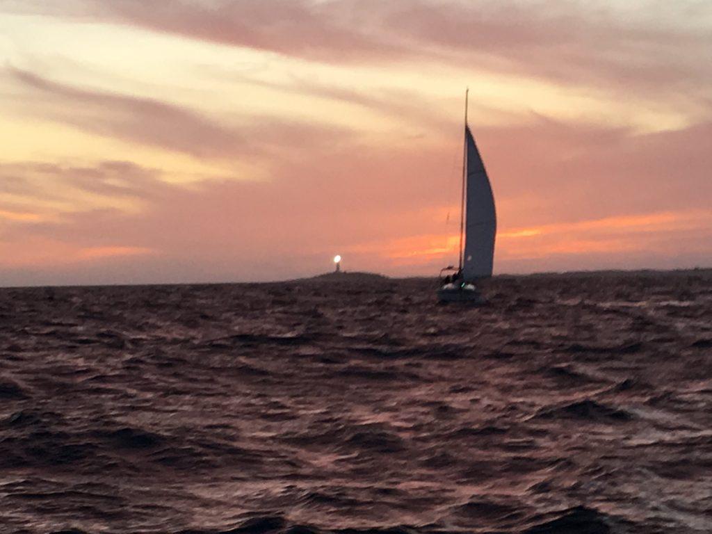 Cabo de trafalgar. Fotografía de Eduardo L. Prieto